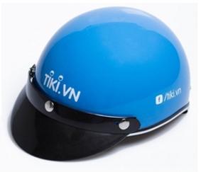 1 - Mũ Bảo Hiểm Quảng Cáo Nửa Đầu - Nón Bảo Hiểm Quảng Cáo Nửa Đầu 001
