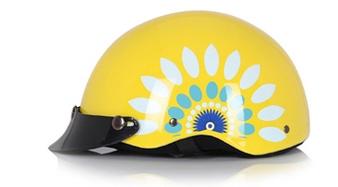 3 - Giá mũ bảo hiểm in logo công ty