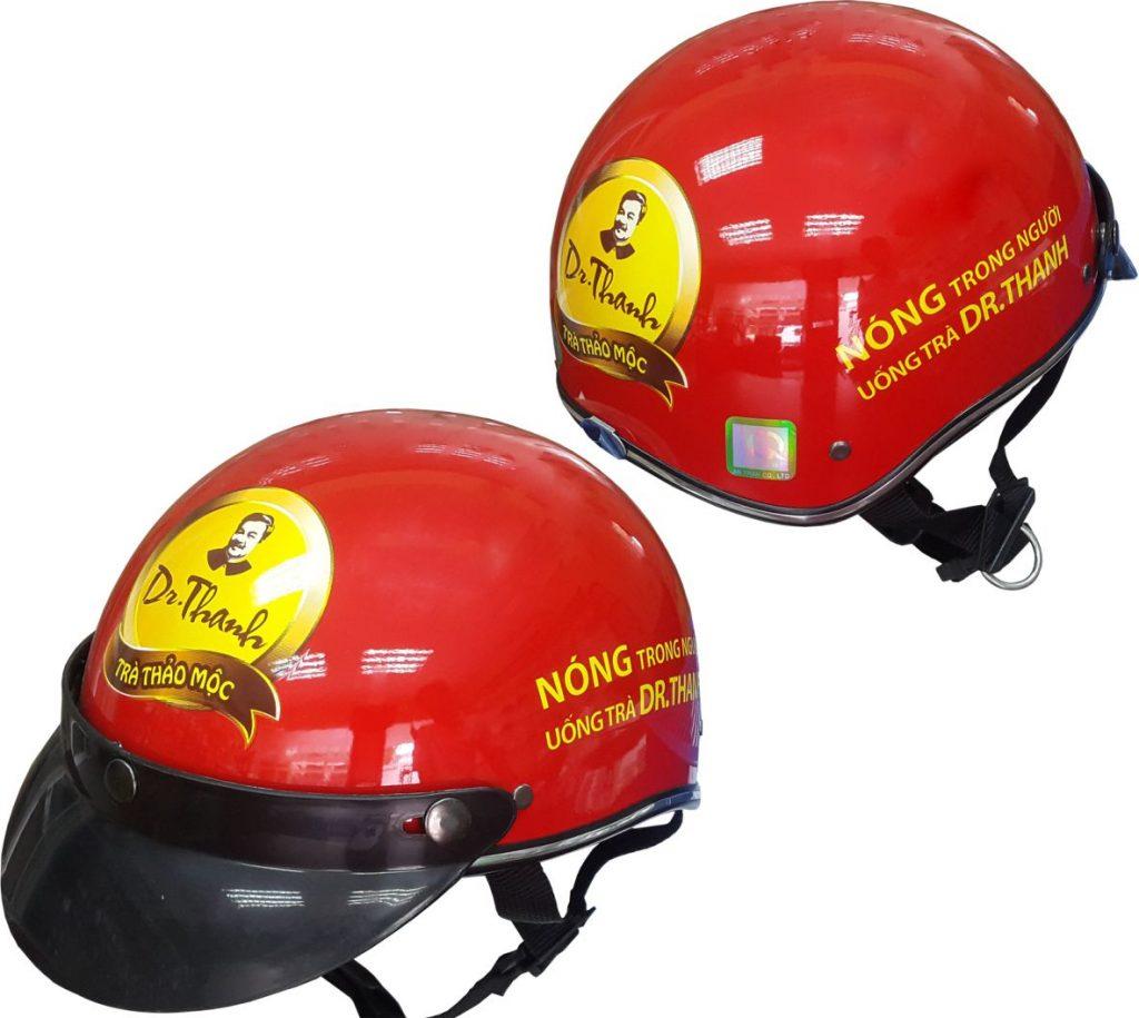 dr thanh 1024x915 - Nhận sản xuất mũ bảo hiểm quảng cáo chất lượng