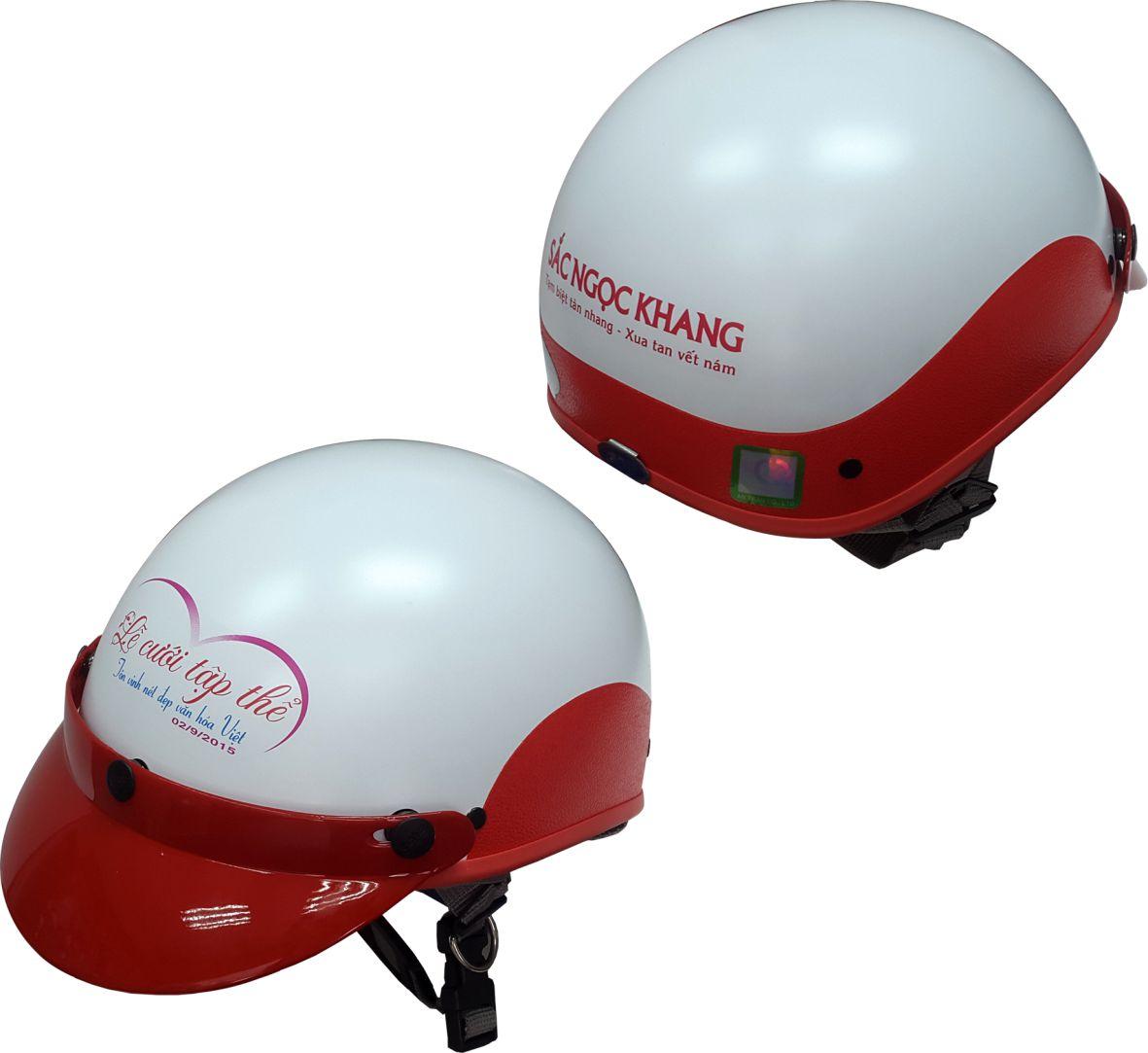 sacngoc khang - Mũ bảo hiểm 10