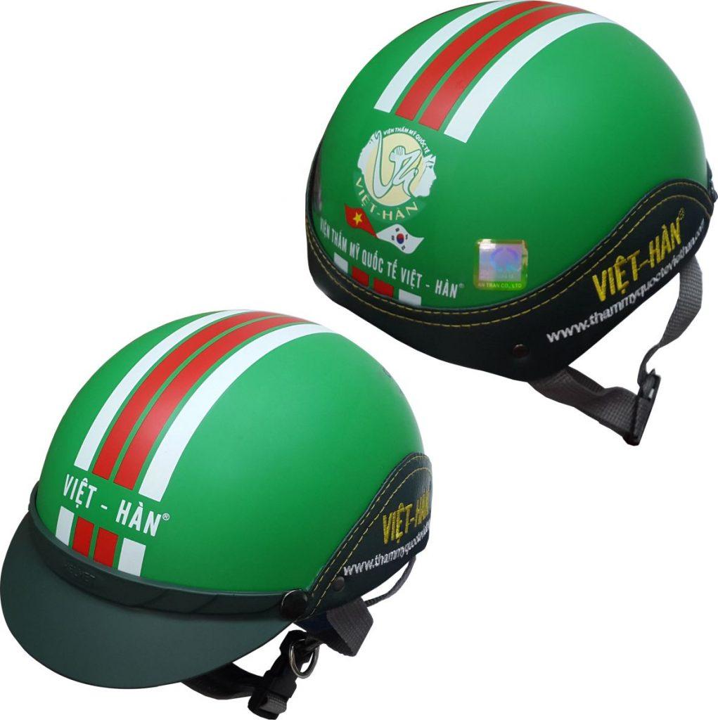 viet han 1021x1024 - Cơ sở sản xuất mũ bảo hiểm giá rẻ tại hà nội