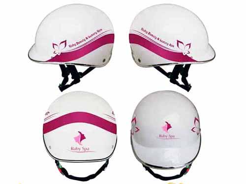 ht3 ruby spa - Mũ bảo hiểm 47