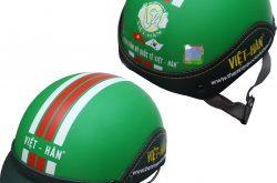 viet han 250x165 - In logo lên mũ bảo hiểm theo yêu cầu