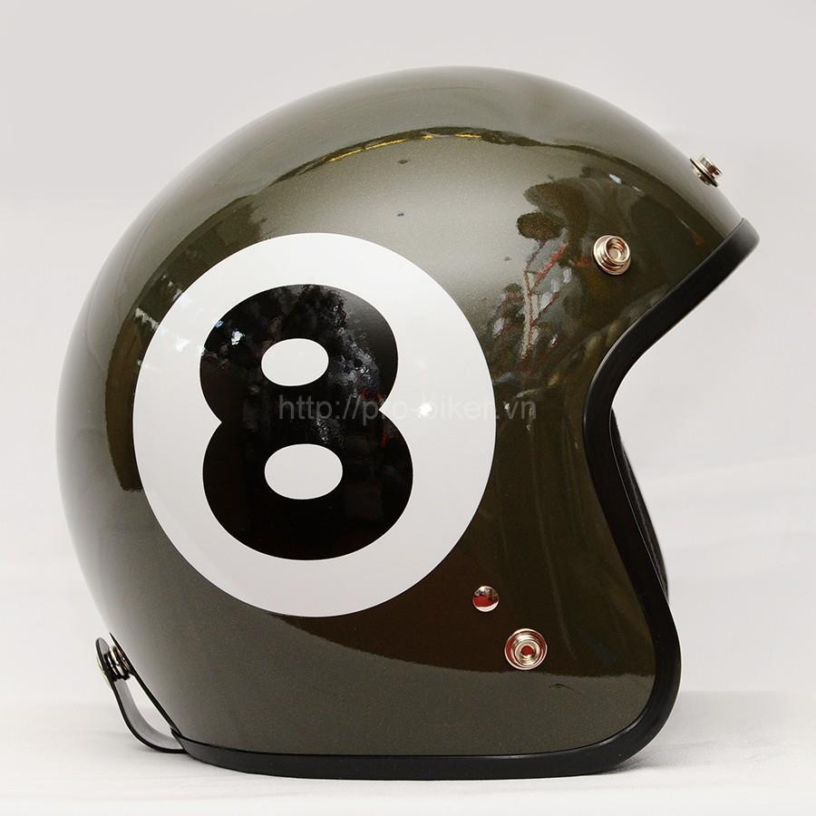 non bao hiem 3 4 dammtrax cafe race shop ban do moto tai dat 18 - Mũ bảo hiểm 92